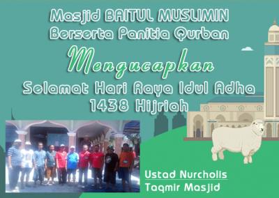Masjid BAITUL MUSLIMIN