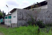 Home industry pengelolahan alumunium di Jl. Jeruk, Wage
