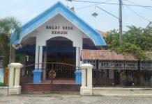 Balai Desa Kemudi