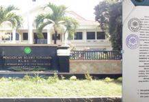 Kantor Pengadilan Agama(PA),Jl,Ketintang Madya VI No 3 Surabaya,Beserta Bukti Surat Penetapan Palsu Lengkap Stampel Asli PA