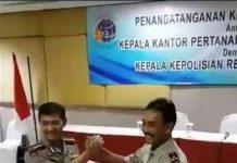 ANTISIPASI MAFIA TANAH ATR_BPN GANDENG KAPOLRESTA SIDOARJO