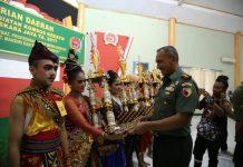 Komsos Kreatif Korem 084/BJ Wujud Kedekatan TNI Rakyat