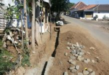 foto Pelaksanaan pembangunan Pemerintah Desa Jangur