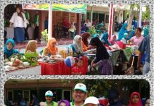 Kegiatan BST Bupati Madiun di Desa Sukosari Kec Dagangan Kab Madiun