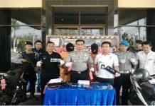 Joko Sandono mengungkap dua begal kebal senjata