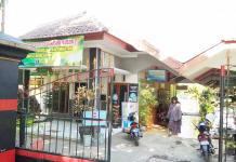 Gedung SDN Kebonsari Kulon 3 kota Probolinggo